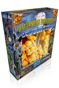 Ticket to Ride : Halloween Freighter